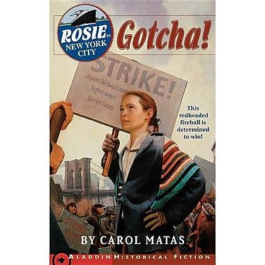 Rosie in New York City: Gotcha!