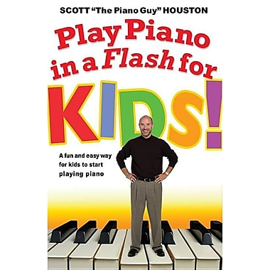 Play Piano in a Flash for Kids!: A Fun and Easy Way for Kids to Start Playing the Piano