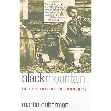 Black Mountain: An Exploration in Community