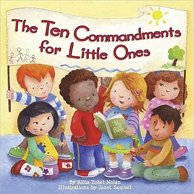 The Ten Commandments for Little Ones