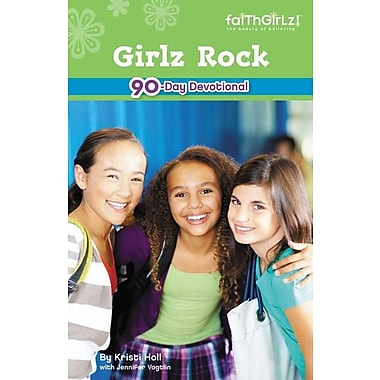 Girlz Rock: Devotions for Girls (Faithgirlz!)