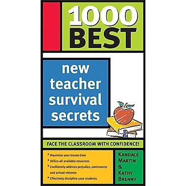 1000 Best New Teacher Survival Secrets