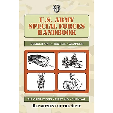 U.S. Special Forces Handbook