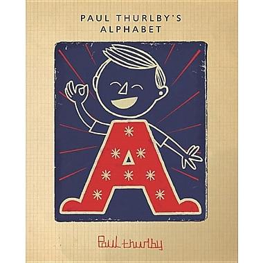 Paul Thurlby's Alphabet (Board book)