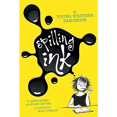Spilling Ink: A Young Writer's Handbook(Paperback)