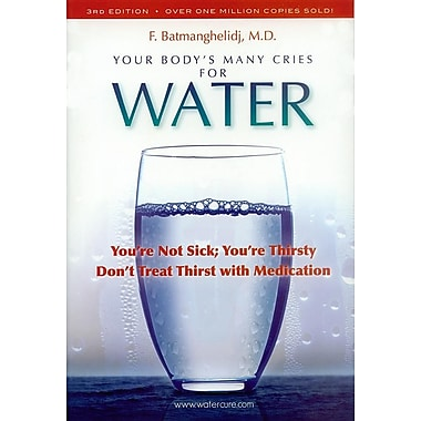 Your Body's Many Cries for Water(Paperback)