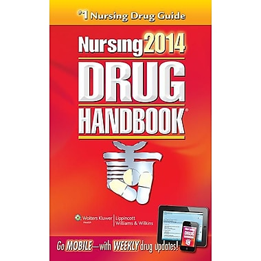 Nursing2014 Drug Handbook (Nursing Drug Handbook), Used Book
