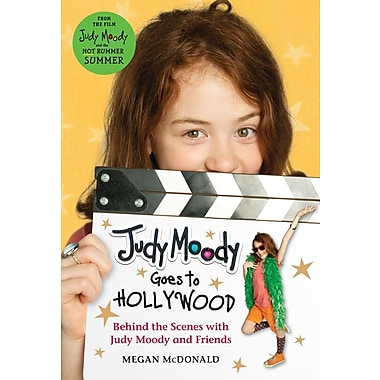 Judy Moody Goes to Hollywood (Judy Moody Movie tie-in)