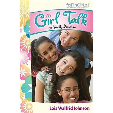 Girl Talk: 52 Weekly Devotions (Faithgirlz!)