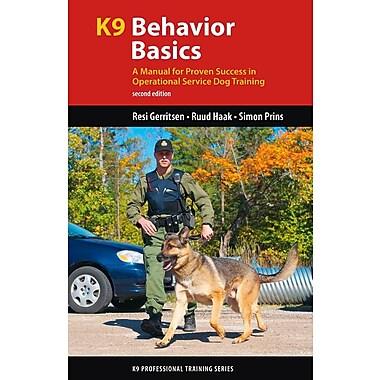 K9 Behavior Basics: