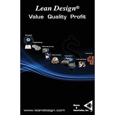 Lean Design: Value Quality Profit