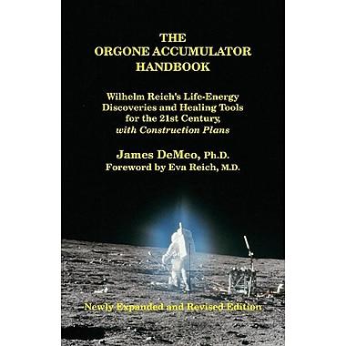 The Orgone Accumulator Handbook