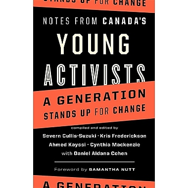 Notes from Canada's Young Activists