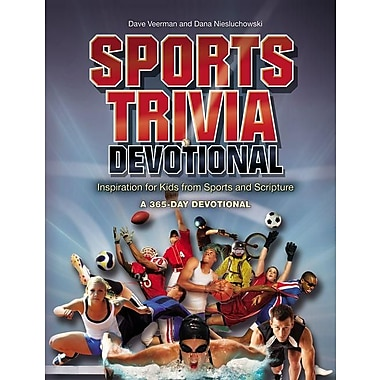 Sports Trivia Devotional: Inspiration for Kids from Sports and Scripture