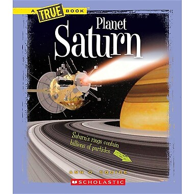 Planet Saturn (True Books)