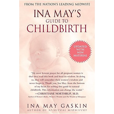 Ina May's Guide to Childbirth, New Book