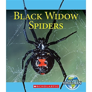 Black Widow Spiders (Nature's Children (Children's Press Hardcover))