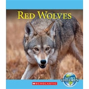 Red Wolves (Nature's Children (Children's Press Hardcover))