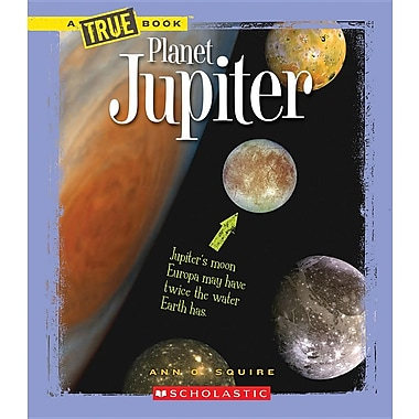 Planet Jupiter (True Books)