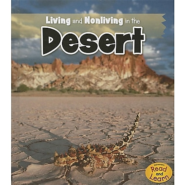 Living and Nonliving in the Desert (Is It Living or Nonliving?)