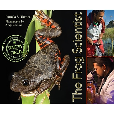 The Frog Scientist (Scientists in the Field Series) (Paperback)
