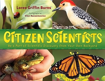 Citizen Scientists: Be a Part of Scientific Discovery from Your Own Backyard 586727