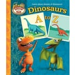 Dinosaurs A to Z (Dinosaur Train) (Padded Board Book)