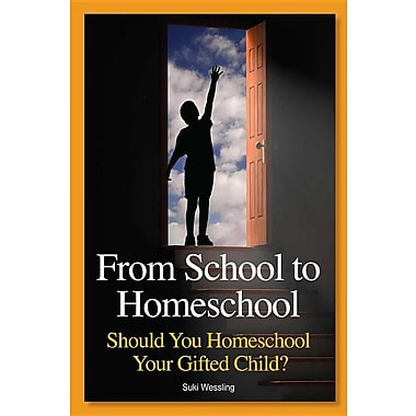 From School to Homeschool: Should You Homeschool Your Gifted Child?