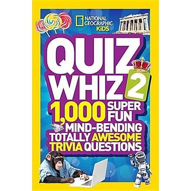 National Geographic Kids Quiz Whiz 2