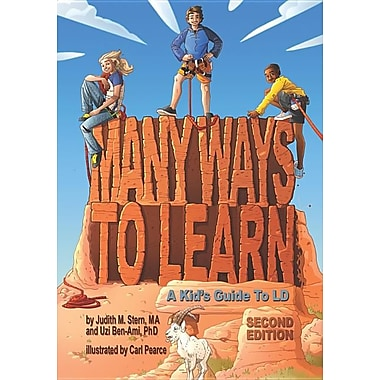 Many Ways to Learn: A Kid's Guide to LD