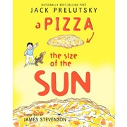 A Pizza the Size of the Sun (Paperback)