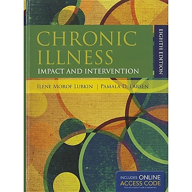 Chronic Illness: Impact And Intervention (Lubkin, Chronic Illness), Used Book