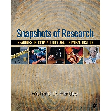Snapshots of Research: Readings in Criminology and Criminal Justice