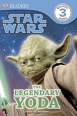 DK Readers: Star Wars: The Legendary Yoda 622274