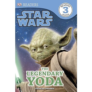 DK Readers: Star Wars: The Legendary Yoda