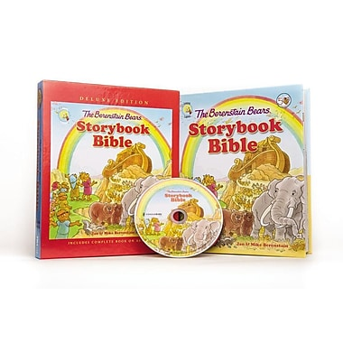 The Berenstain Bears Storybook Bible Deluxe Edition (Berenstain Bears/Living Lights)