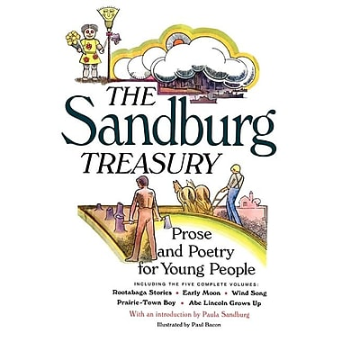 The Sandburg Treasury: Prose and Poetry for Young People