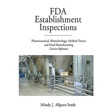 FDA Establishment Inspections