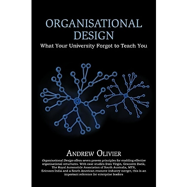 Organisational Design: What Your University Forgot to Teach You