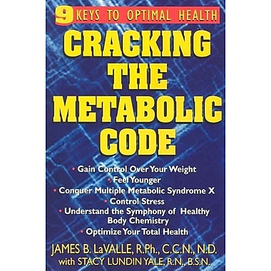 Cracking the Metabolic Code
