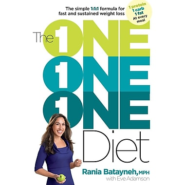The One One One Diet: The Simple 1:1:1 Formula for Fast and Sustained Weight Loss