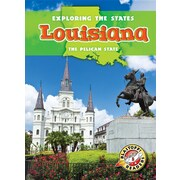 Louisiana (Blastoff Readers. Level 5)