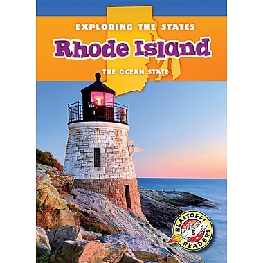 Rhode Island: The Ocean State (Exploring the States)