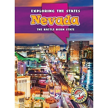 Nevada (Blastoff Readers. Level 5)