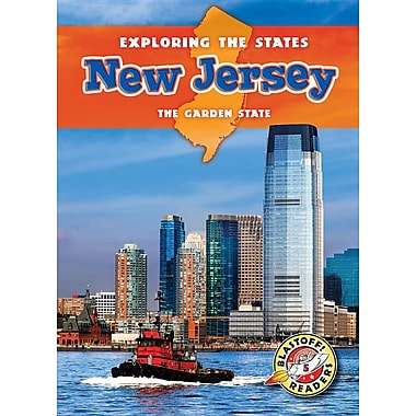 New Jersey: The Garden State (Exploring the States)
