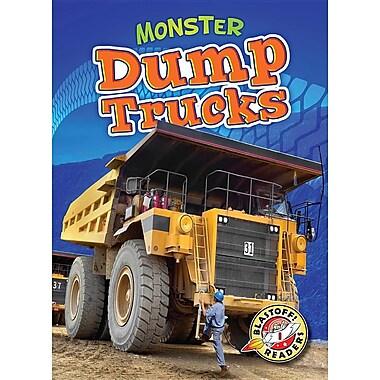 Monster Dump Trucks (Blastoff Readers. Level 1)
