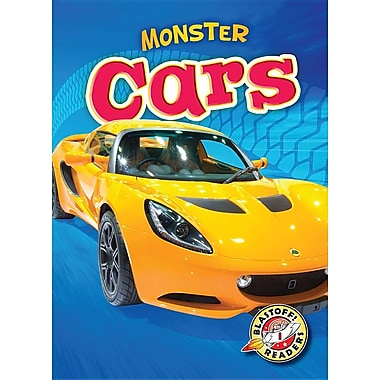 Monster Cars (Blastoff Readers. Level 1)