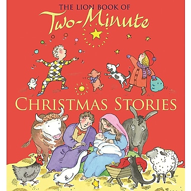 The Lion Book of Two-Minute Christmas Stories (Two-Minute Stories)