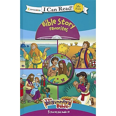 Bible Story Favorites (I Can Read! / The Beginner's Bible)