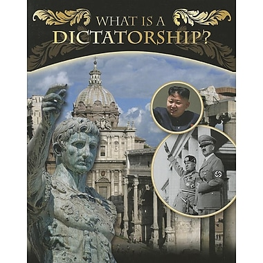 What Is a Dictatorship? (Forms of Government)